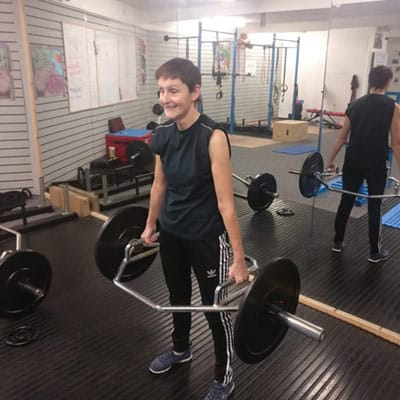 personal training success story Siobhan